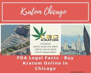 Is Kratom legal In Chicago