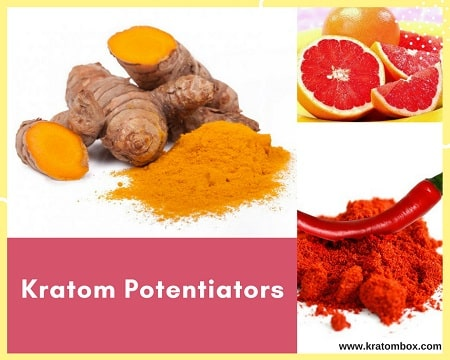 Kratom Potentiators - 14 Best Way To Potentiate Kratom Power