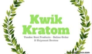 Kwik Kratom – The Best-Kept Secret For Energy Boosting