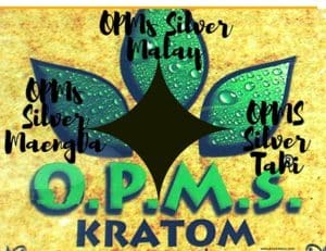 OPMs Kratom Silver – Properties – Different Strain Types & Extract Review