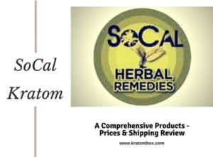 SoCal Kratom Review