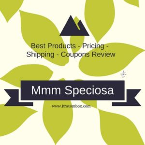 Mmm Speciosa – Best Products Review