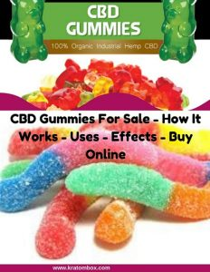 CBD Gummies – Why You Should Try It.