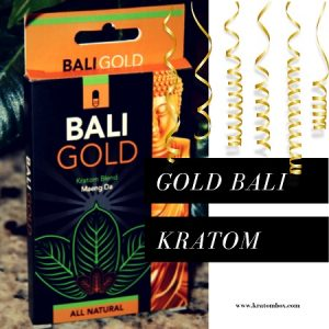 Know More About Gold Bali Kratom