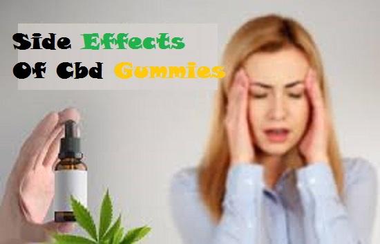 Side Effects Of Cbd Gummies