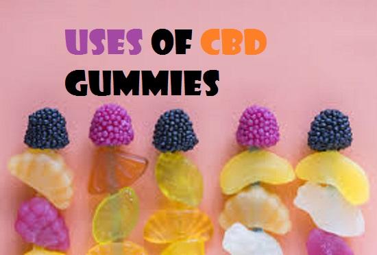 Uses Of Cbd Gummies