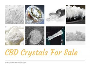 CBD Crystals For Sale