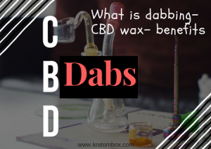 CBD Dabs – What Is A Correct Dabbing Technique?
