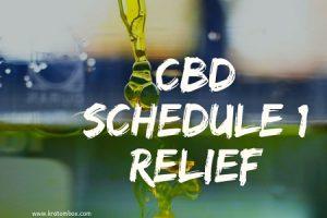 CBD Schedule 1 – The Clarification Of Cannabis Legal Status