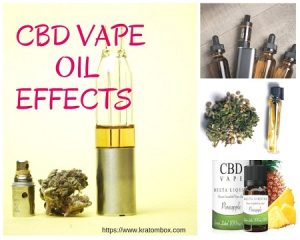 CBD Vape Oil Effects – Vaping CBD Oil Safely