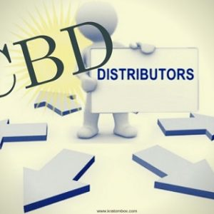 CBD distributors