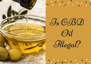 Is CBD Oil Illegal