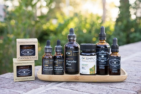 charlotte's web CBD Oil Products